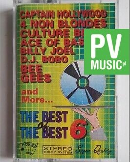 DJ. BOBO, ACE OF BASE.. THE BEST OF THE BEST audio cassette
