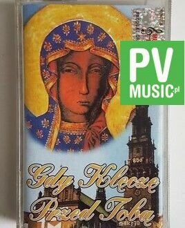 GDY KLĘCZĘ PRZED TOBĄ audio cassette