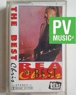 CHRIS REA THE BEST audio cassette
