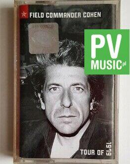 FIELD COMMANDER COHEN TOUR OF 1979 audio cassette
