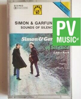 SIMON & GARFUNKEL SOUNDS OF SILENCE audio cassette