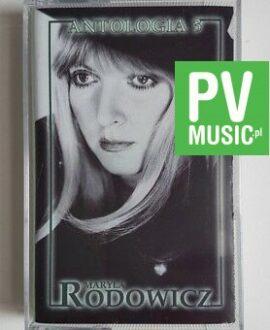 MARYLA RODOWICZ ANTOLOGIA 3 audio cassette