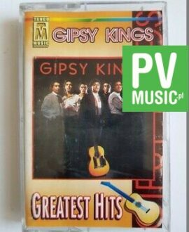 GIPSY KINGS GREATEST HITS audio cassette