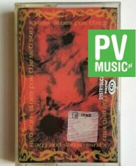 KYUSS  BLUES FOR THE RED SUN audio cassette