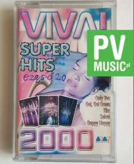 VIVA SUPER HITS ACE OF BASE, VENGABOYS.. audio cassette