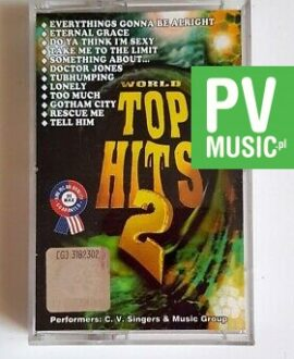 TOP HITS 2 LONELY, TOO MUCH.. audio cassette