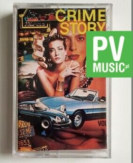 CRIME STORY vol.3 audio cassette
