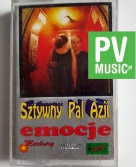 SZTYWNY PAL AZJI -  EMOCJE audio cassette