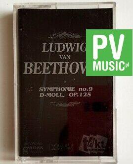 BEETHOVEN SYMPHONIE no.9 D-MOLL, OP.125 audio cassette