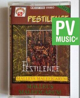 PESTILENCE MALLEUS MALEFICARUM audio cassette