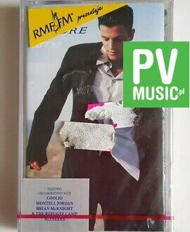 PETER ANDRE TIME audio cassette