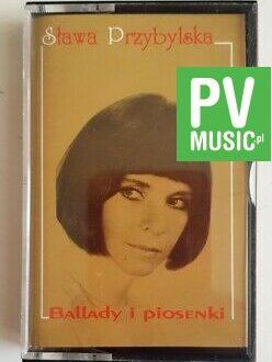 SŁAWA PRZYBYLSKA BALLADY I PIOSENKI audio cassette