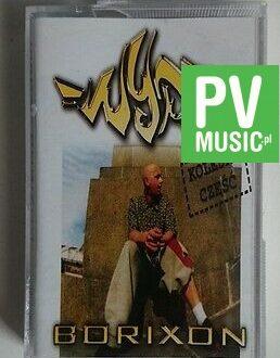 WZGÓRZE YA-PA 3 BORIXON     audio cassette