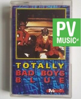 BAD BOYS BLUE TOTALLY audio cassette