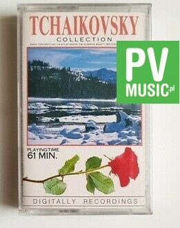 TCHAIKOVSKY COLLECTION audio cassette