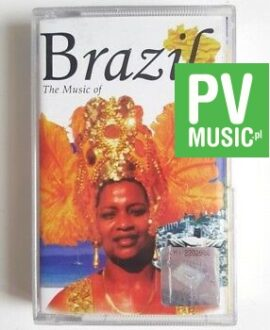 BRAZIL THE MUSIC OF audio cassette