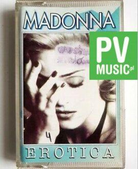 MADONNA EROTICA audio cassette