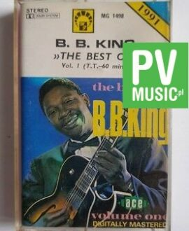 B.B KING THE BEST OF VOLUME ONE audio cassette
