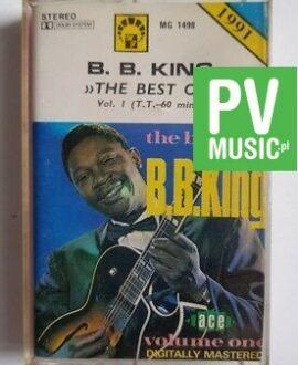 B.B KING THE BEST OF VOLUME ONE audio cassette