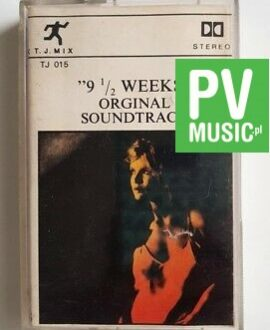 9,5 weeks SOUNDTRACK audio cassette