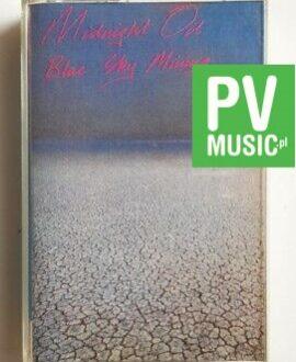 MIDNIGHT OIL BLUE SKY MINING audio cassette