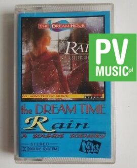 RAIN A SOUNDS SCENERY MICHELLE, ONLY LOVE.. audio cassette