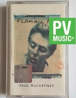 PAUL McCARTNEY FLAMING PIE audio cassette