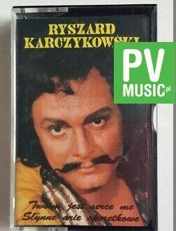 RYSZARD KARCZYKOWSKI TWOIM JEST SERCE ME audio cassette