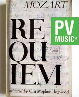 MOZART REQUIEM audio cassette