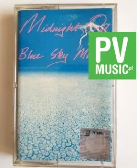 MIDNIGHT OIL BLUE SKY MINING audio cassette
