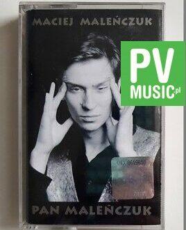 MACIEJ MALEŃCZUK PAN MALEŃCZUK audio cassette