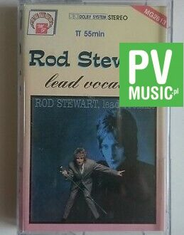 ROD STEWART LEAD VOCALIST    audio cassette