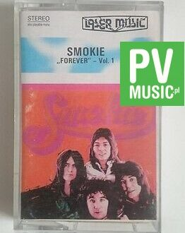 SMOKIE  FOREVER VOL.1  audio cassette