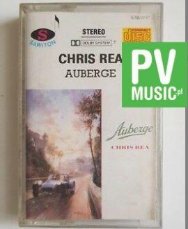CHRIS REA AUBERGE audio cassette