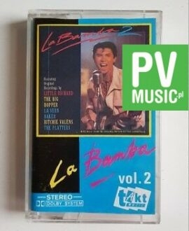 LA BAMBA 2 SOUNDTRACK audio cassette