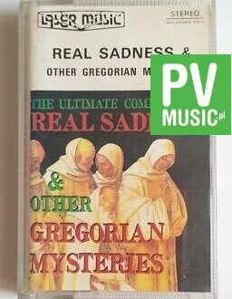 REAL SADNESS & OTHER GREGORIAN MYSTERIES THE ULTIMATE COMPILATION audio cassette