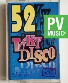 TAKT DISCO 52 JORDY, VANGOK.. audio cassette