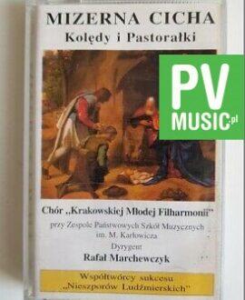 CHÓR KRAKOWSKIEJ FILHARMONII KOLĘDY I PASTORAŁKI audio cassette