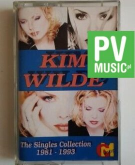 KIM WILDE THE SINGLES COLLECTION 1981-1993 audio cassette