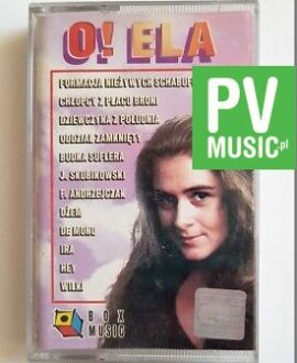 O! ELA CHŁOPCY Z PLACU BRONI, HEY.. audio cassette