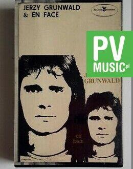 JERZY GRUNWALD EN FACE audio cassette