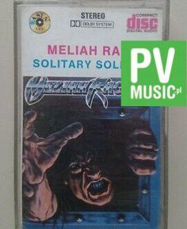 MELIAH RAGE  SOLITARY SOLITIUDE   audio cassette