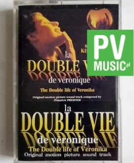LA DOUBLE VIE DE VERONIQUE SOUNDTRACK audio cassette