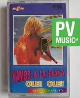 VAMOS ALA PLAYA OLE! OLE! audio cassette