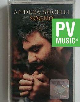 ANDREA BOCELLI  SOGNO   audio cassette