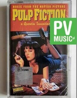 PULP FICTION SOUNDTRACK audio cassette