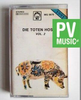 DIE TOTEN HOSEN 125 JAHRE..vol.2 audio cassette