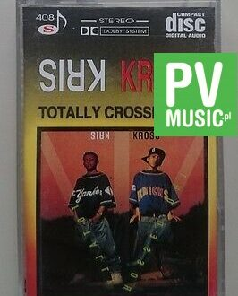 KRISS KROSS  TOTALLY CROSS OUT    audio cassette