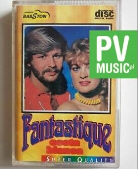 FANTASTIQUE COSTA BLANCA audio cassette