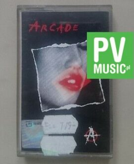 ARCADE  CALM BEFORE THE STORM   NEW IN FOIL    audio cassette